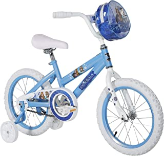 """16"""" Snow Queen Bike with Training Wheels"""