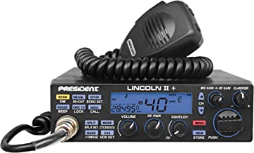 President Lincoln II Plus (V3) 10 and 12 Meter Ham Radio