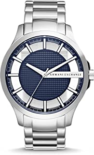 A|X Men's Stainless Steel Watch AX2178