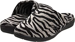 Dark Grey Zebra