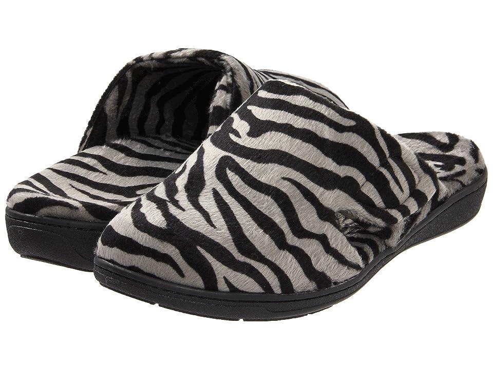 VIONIC Gemma (Dark Grey Zebra) Women
