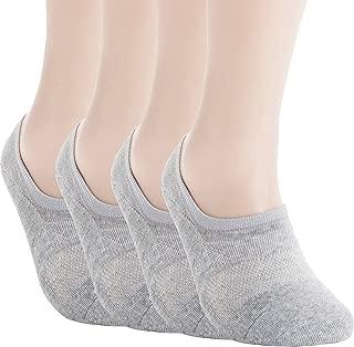 No Show Socks – Athletic Cushion Cotton Sport Footies For Women Men