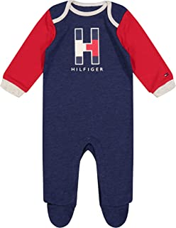Baby Boys' Footed Coverall