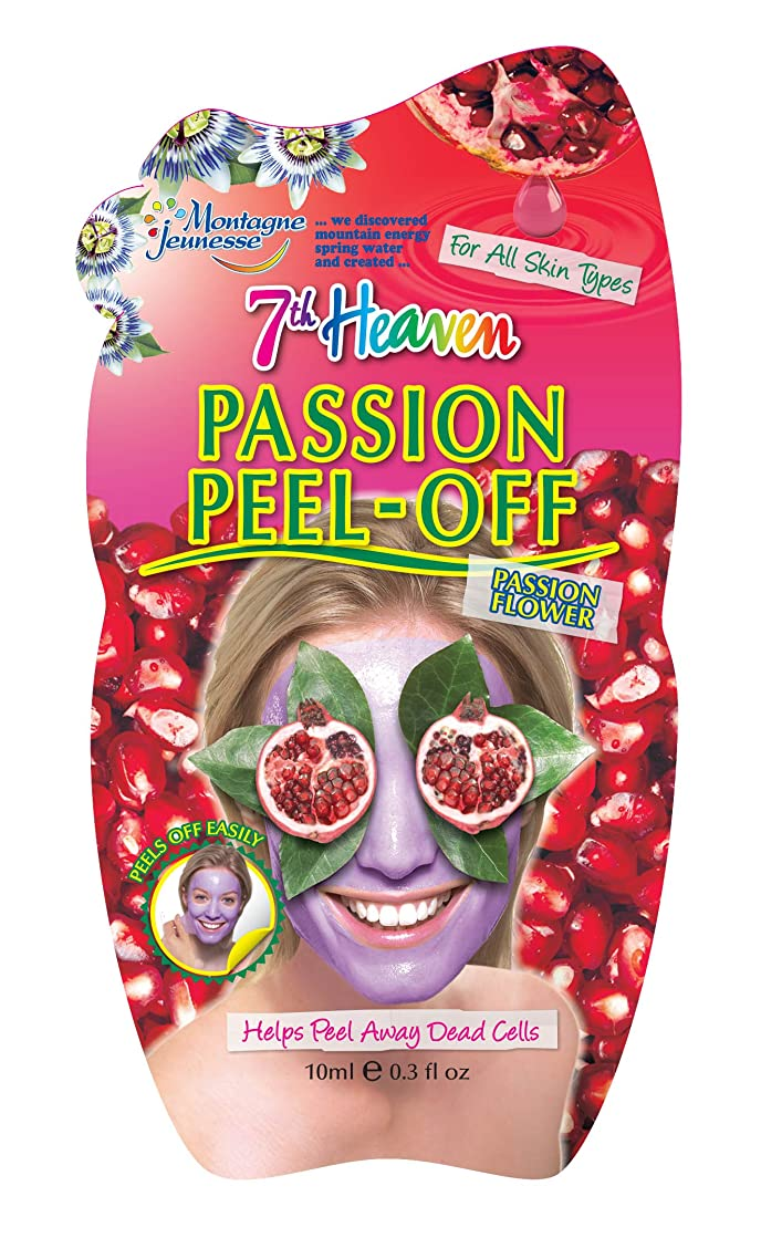 Montagne Jeunesse Passion Peel Off Masque, 12 Count