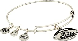 NFL San Diego Chargers Football Bangle