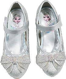 Ramonala Filles Princesse Chaussures Sandales Elsa