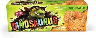 dinosaur shaped cookies