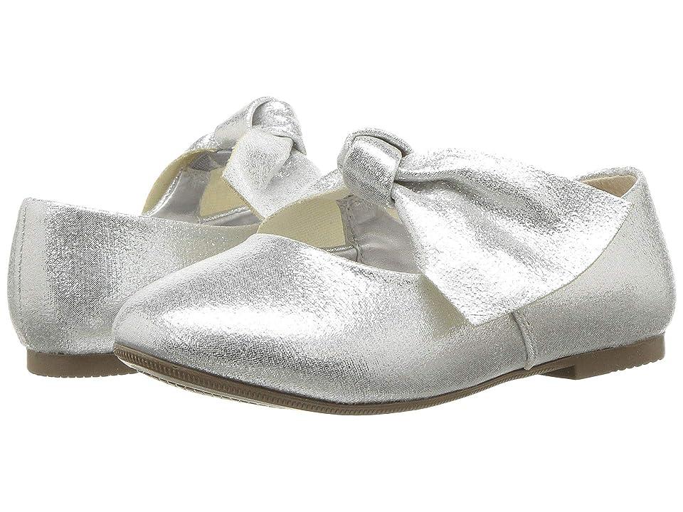Kid Express Leire (Toddler/Little Kid) (Silver Metallic) Girls Shoes