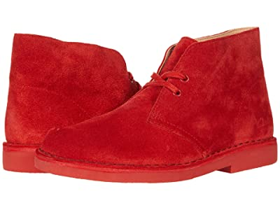 Clarks Desert Boot 2 (Red Suede) Women