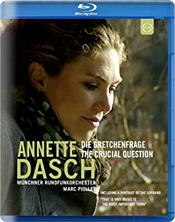 Annette Dasch: The Crucial Question