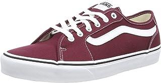 Vans MN Filmore Decon, Men's Shoes, White ((Canvas)