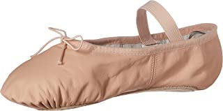 Bloch Dance Women`s Dansoft Full Sole Leather Ballet Slipper/Shoe