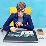 Be a repair master to repair laptop, phone and pc in your lab Multiple tasks to do such as change the laptop screen, mobile protector Change the usb port of laptop with stunning 3d graphics for more adventure