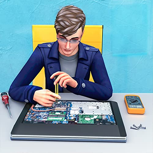 Smartphone Tycoon Repair Master- Laptop PC Builder