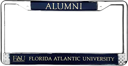 Automotive Advertising Associates, Inc. Florida Atlantic University Alumni License Plate Frame