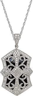 Best 5 ct diamond pendant Reviews