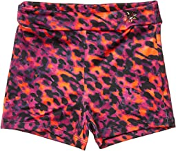 Abstract Pink Leopard