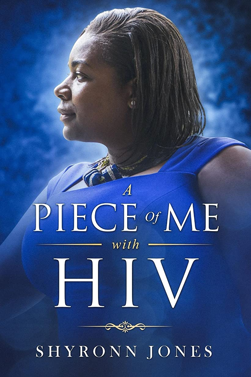 ヨーロッパ壊れた前文A Piece Of Me with HIV (English Edition)