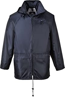 Portwest Mens Classic Rain Jacket (S440)