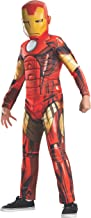 Rubie's Marvel Universe Classic Collection Avengers Assemble Deluxe Muscle-Chest Iron Man Costume
