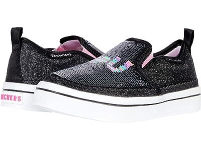 SKECHERS KIDS Twinkle Toes Twi-Lites 2.0 Sequins Luv 314549L (Little Kid/Big Kid) (Black/Multi) Girl