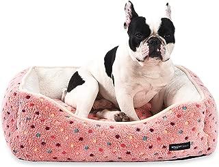 AmazonBasics Cuddler Pet Bed - Soft and Comforting Medium YF89024M