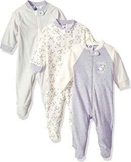 Baby 3-Pack Organic Sleep 'N Play