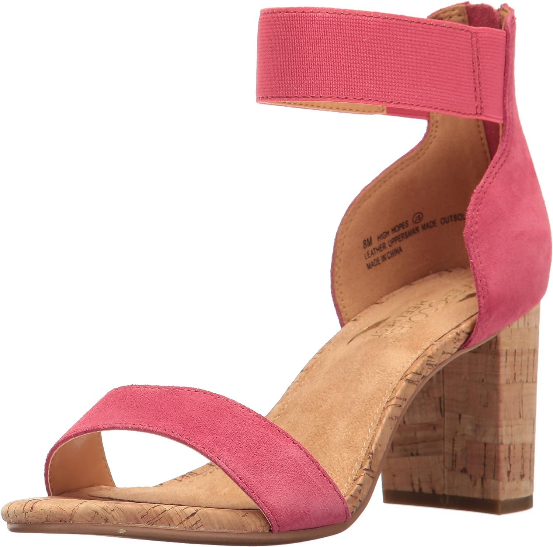 Aerosoles Womens High Hopes Dress Sandal