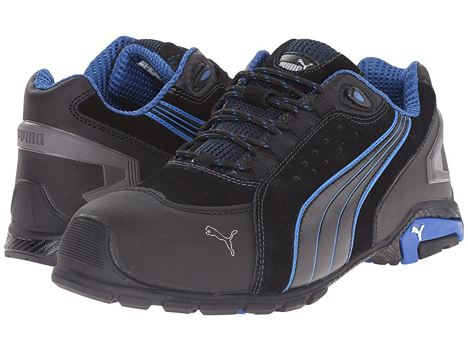 PUMA Safety Rio (Black) Men