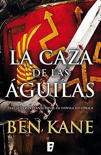 La caza de las águilas (Águilas de Roma 2): 2º volumen serie Águilas en guerra (Spanish Edition)