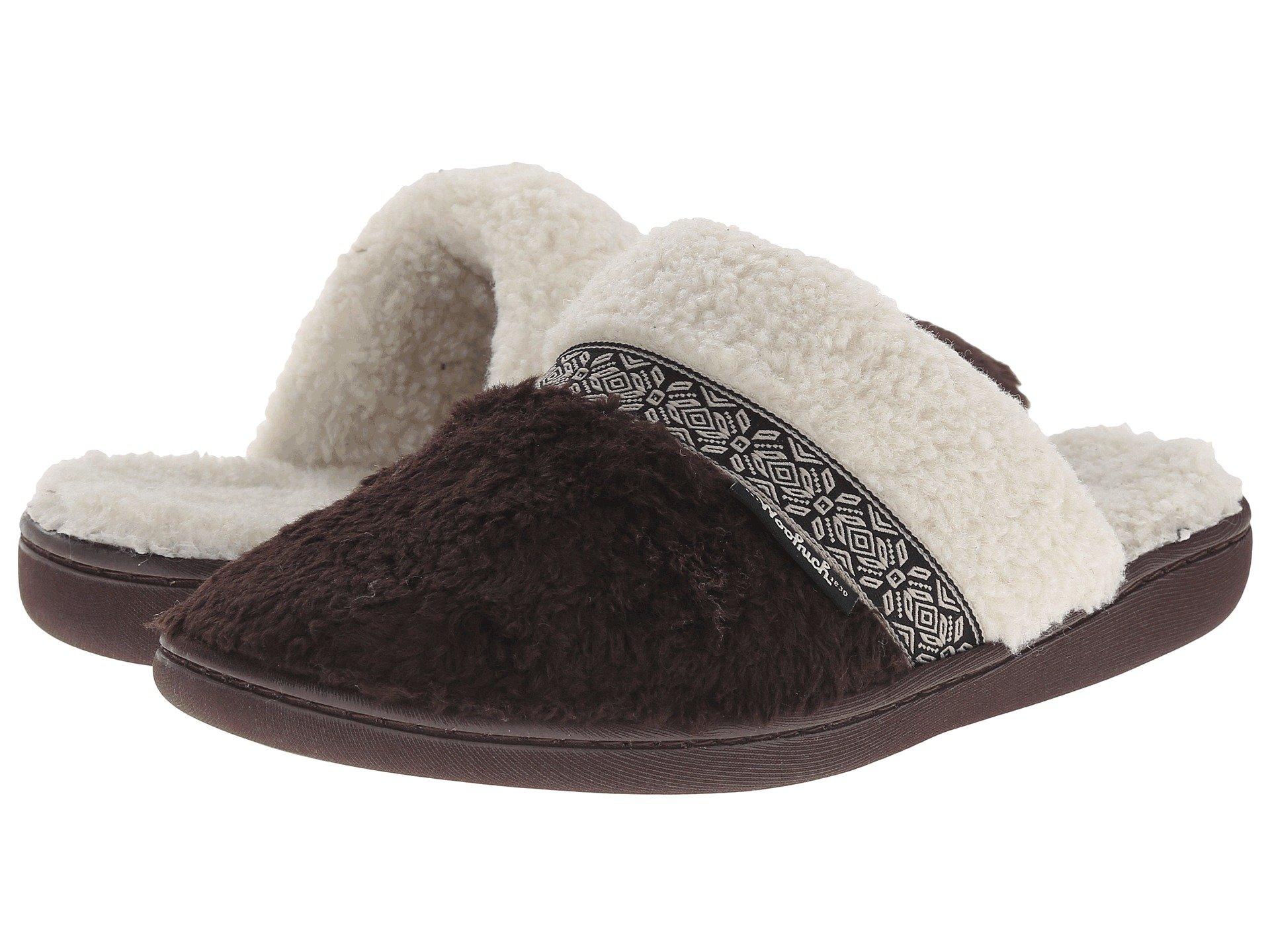 Zapato de Descanso para Mujer Woolrich Whitecap Slide  + Woolrich en VeoyCompro.net