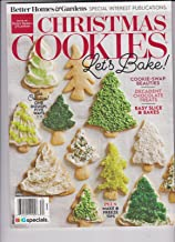 better homes and gardens christmas cookies magazine 2017