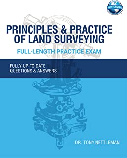 The Principles and Practice of Surveying Full-Length Practice Exam