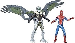 Spider-Man Marvel Legends Homecoming Spider-Man & Vulture Figures 2-Pack, 3.75-inch