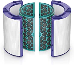 Dyson Replacement (HP04/TP04/DP04) Sealed Two Stage 360° Filter System, Purple/Teal