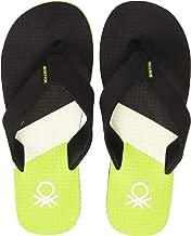 United Colors of Benetton Men's 19a8cffpm467i Flip-Flops