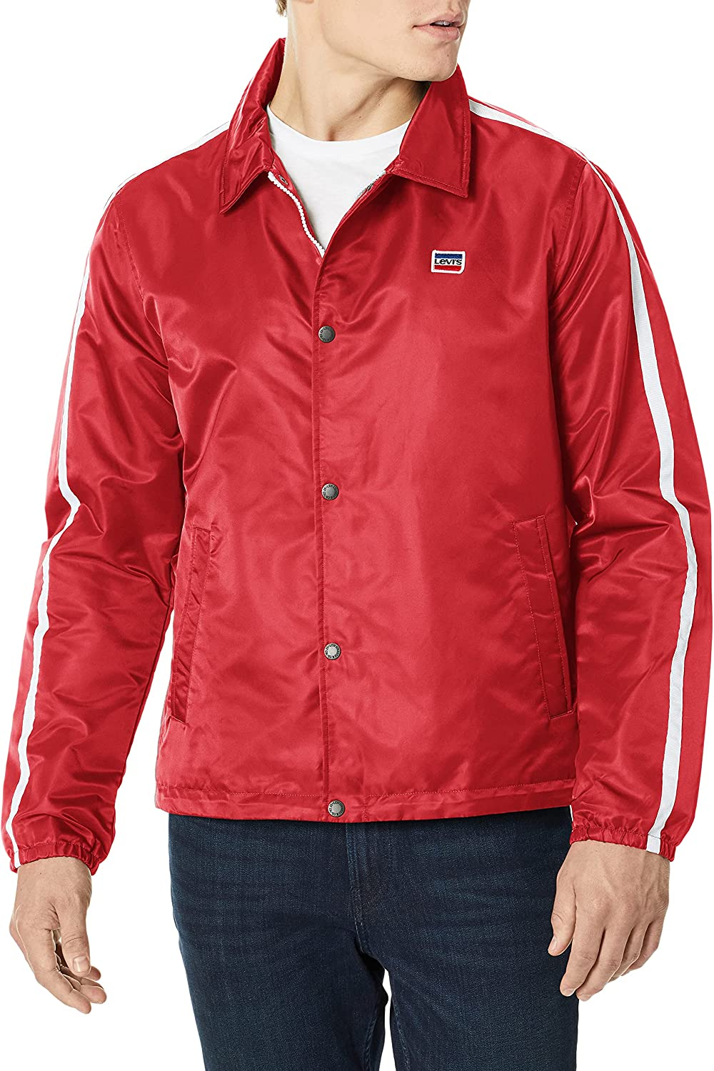 Free Shipping Cheap Bargain Gift Levi's Men's Retro Fort Worth Mall Jacket Coaches