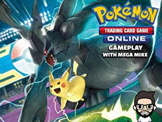 Pokemon Trading Card Game Online Gameplay With Mega Mike