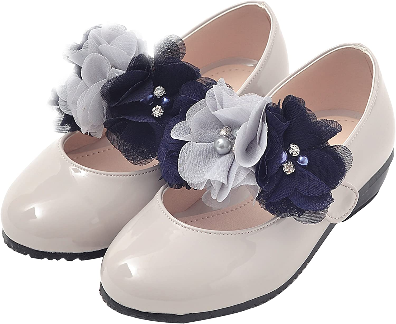 Ozkiz Little Girls Mary Jane Dress Flat Flats OFFicial store Shoe Toddler Our shop OFFers the best service