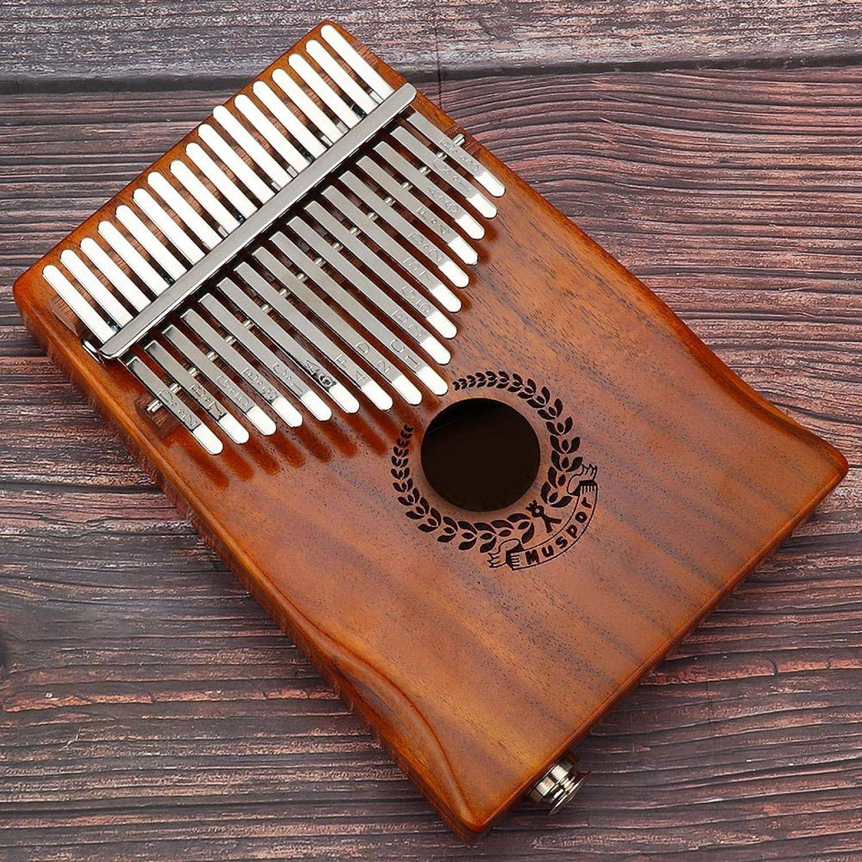 Okuyonic Eq Kalimbas 17 Keys Kalimba Thumb Piano Soldering Portable OFFicial store