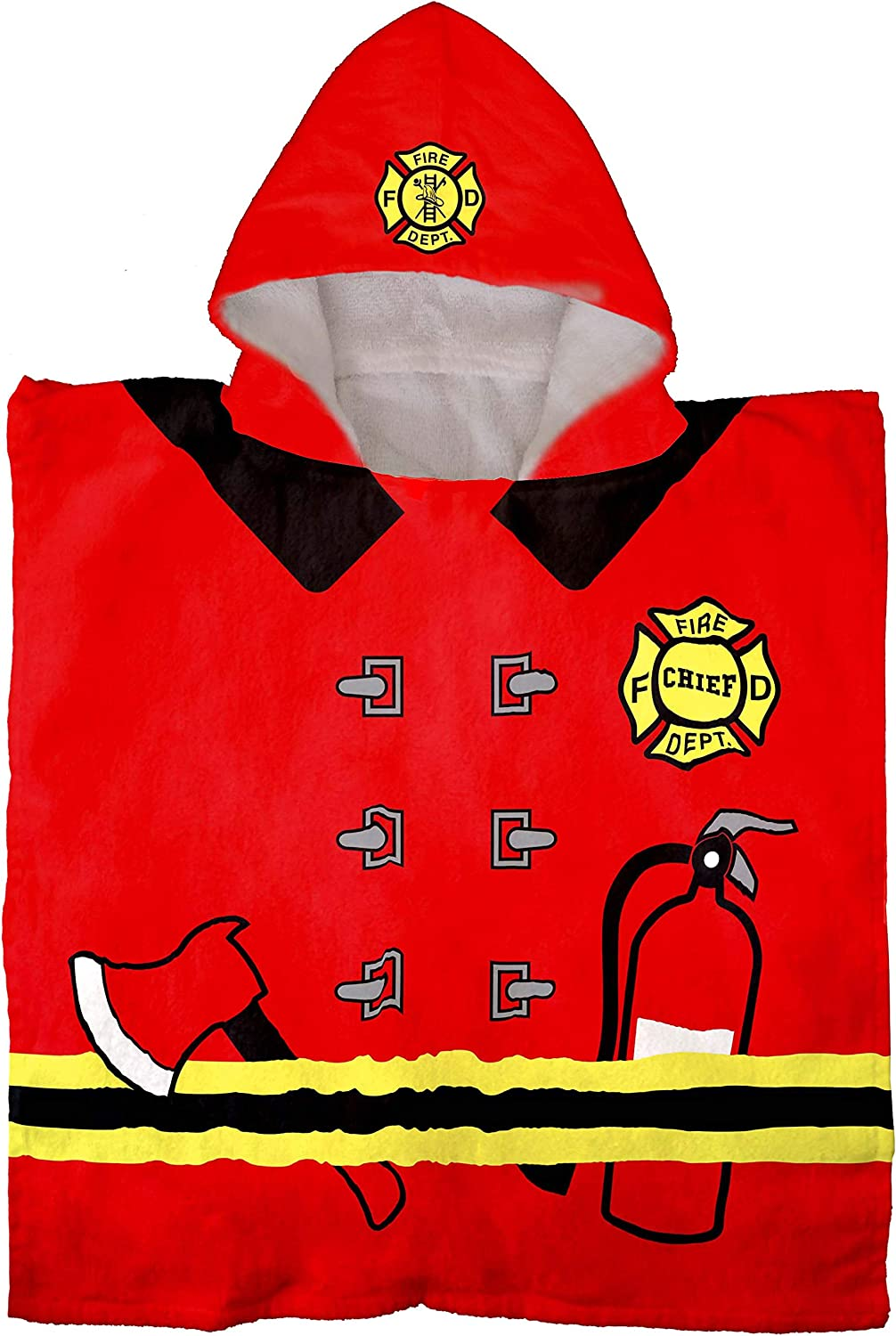 Jay Franco Trend Collector Fire Fighter Beach All items free shipping Kids Hoo Bath 55% OFF Pool