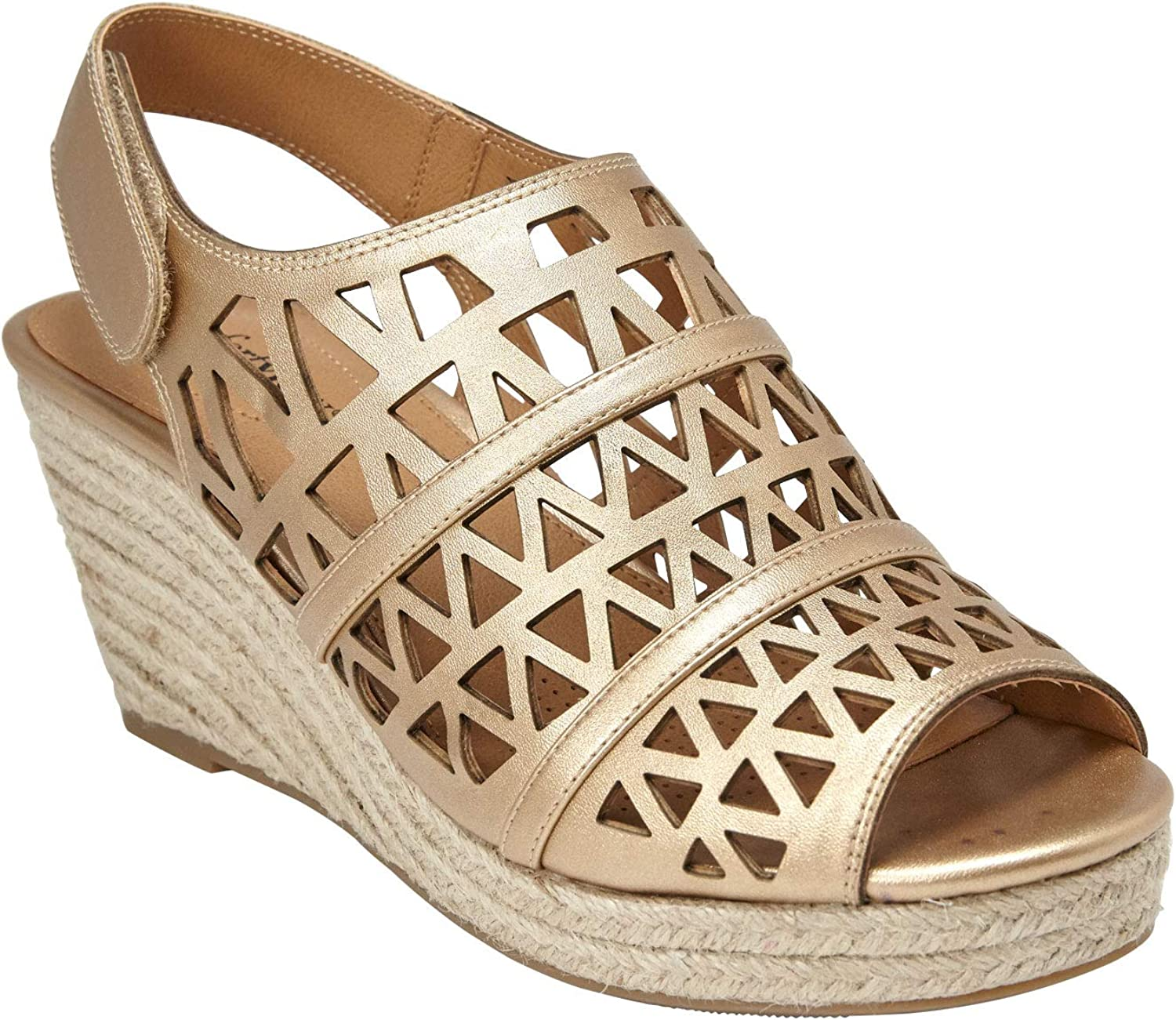 Comfortview Women's Outlet ☆ Free Shipping Free Shipping Cheap Bargain Gift Wide Width Karen The Espadrille
