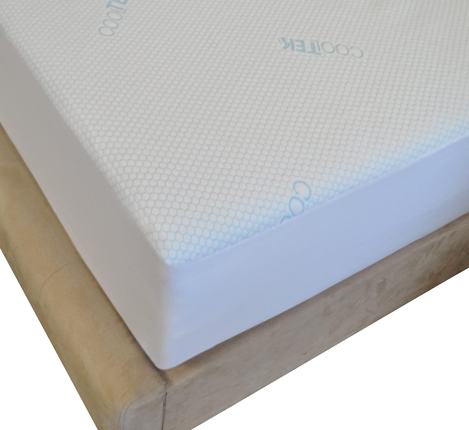 Thomasville Purify Waterproof Mattress Predector with Cool-Tek, Full
