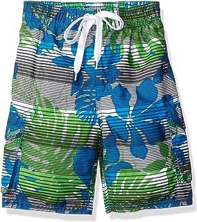 شورت سباحة للأطفال من Kanu Surf سريع الجفاف بعامل حماية من الأشعة فوق البنفسجية 50+