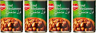 Del Monte Foul Medammas Canned , 400 gms - (Pack of 4)