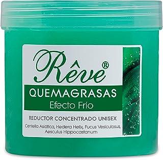 comprar comparacion REVE Quemagrasas Efecto Frio - Gel de crema reafirmante adelgazante anticelulítica potente reductora de abdomen, caderas y...