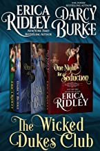 Wicked Dukes Club (Books 1-3): Boxed Set (The Wicked Dukes Club Collection Book 1)