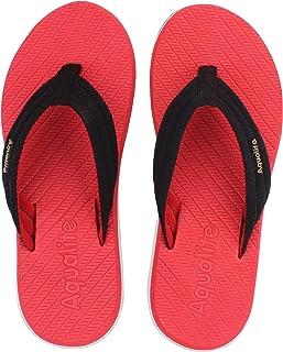 Aqualite Red Flip-Flops