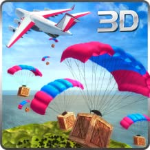 Cargo Plane Flight Simulator Transport 3D: Cargo Transporter Airplane Pilot Extreme Flying Adventure Simulation Games Free For Kids 2018