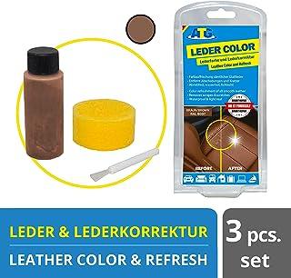 comprar comparacion ATG Tinte reparador Cuero Set: restaurador tapiceria Cuero y Cuero sintético,MARRÓN